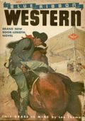 Blue Ribbon Western (1937-1950 Columbia) Pulp Vol. 9 #6