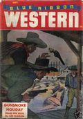 Blue Ribbon Western (1937-1950 Columbia) Pulp Vol. 10 #1