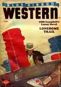 Blue Ribbon Western (1937-1950 Columbia) Pulp Vol. 10 #2