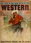 Blue Ribbon Western (1937-1950 Columbia) Pulp Vol. 10 #5