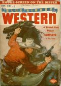 Blue Ribbon Western (1937-1950 Columbia) Pulp Vol. 11 #1
