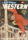 Blue Ribbon Western (1937-1950 Columbia) Pulp Vol. 11 #2