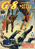 G-8 and His Battle Aces (1933-1944 Popular Publications) Pulp Vol. 26 #1