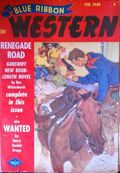 Blue Ribbon Western (1937-1950 Columbia) Pulp Vol. 11 #3