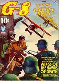 G-8 and His Battle Aces (1933-1944 Popular Publications) Pulp Vol. 26 #3