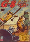 G-8 and His Battle Aces (1933-1944 Popular Publications) Pulp Vol. 26 #4