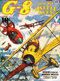 G-8 and His Battle Aces (1933-1944 Popular Publications) Pulp Vol. 27 #2