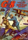 G-8 and His Battle Aces (1933-1944 Popular Publications) Pulp Vol. 27 #4