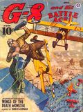 G-8 and His Battle Aces (1933-1944 Popular Publications) Vol. 28 #1