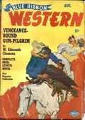Blue Ribbon Western (1937-1950 Columbia) Pulp Vol. 11 #6