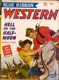 Blue Ribbon Western (1937-1950 Columbia) Pulp Vol. 12 #3