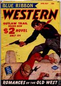 Blue Ribbon Western (1937-1950 Columbia) Pulp Vol. 12 #4