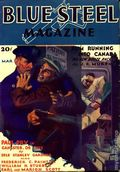 Blue Steel Magazine (1932 Popular Publications) Pulp Vol. 1 #2