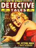 Detective Tales (1935-1953 Popular Publications) Pulp 2nd Series Vol. 45 #1