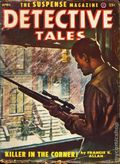 Detective Tales (1935-1953 Popular Publications) Pulp 2nd Series Vol. 50 #4
