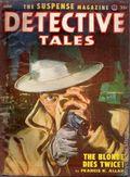 Detective Tales (1935-1953 Popular Publications) Pulp 2nd Series Vol. 51 #1