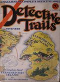 Detective Trails (1929-1930 Good Story Magazine) Pulp Vol. 1 #1
