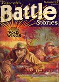 Battle Stories (1927-1936 Fawcett Publications) Pulp Vol. 1 #6