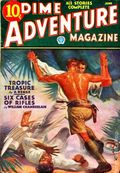 Dime Adventure Magazine (1935-1936 Popular Publications) Vol. 1 #1