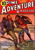 Dime Adventure Magazine (1935-1936 Popular Publications) Vol. 1 #2