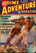Dime Adventure Magazine (1935-1936 Popular Publications) Vol. 1 #5