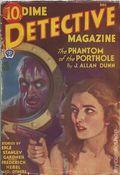 Dime Detective Magazine (1931-1953 Popular Publications) Pulp Dec 1931