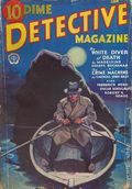 Dime Detective Magazine (1931-1953 Popular Publications) Pulp Jan 1932