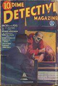 Dime Detective Magazine (1931-1953 Popular Publications) Pulp Feb 1932