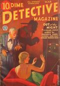 Dime Detective Magazine (1931-1953 Popular Publications) Pulp Vol. 2 #1