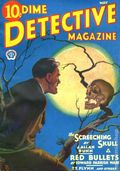 Dime Detective Magazine (1931-1953 Popular Publications) Pulp May 1932