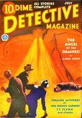 Dime Detective Magazine (1931-1953 Popular Publications) Pulp Jul 1932