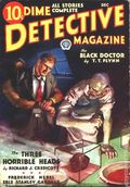 Dime Detective Magazine (1931-1953 Popular Publications) Pulp Vol. 4 #2