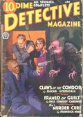 Dime Detective Magazine (1931-1953 Popular Publications) Pulp Vol. 4 #3