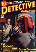 Dime Detective Magazine (1931-1953 Popular Publications) Pulp Apr 1 1933