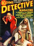 Dime Detective Magazine (1931-1953 Popular Publications) Pulp Apr 15 1933