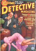Dime Detective Magazine (1931-1953 Popular Publications) Pulp May 1 1933