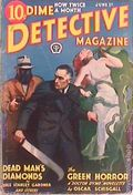 Dime Detective Magazine (1931-1953 Popular Publications) Pulp Vol. 6 #3