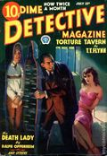 Dime Detective Magazine (1931-1953 Popular Publications) Pulp Jul 15 1933