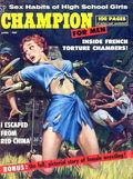 Champion For Men Magazine (1959 Stanley Publications) 1