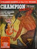 Champion For Men Magazine (1959 Stanley Publications) 2