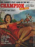 Champion For Men Magazine (1959 Stanley Publications) 3