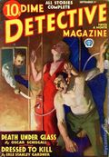 Dime Detective Magazine (1931-1953 Popular Publications) Pulp Sep 1 1933