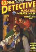 Dime Detective Magazine (1931-1953 Popular Publications) Pulp Nov 1 1933