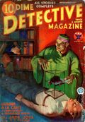 Dime Detective Magazine (1931-1953 Popular Publications) Pulp Nov 15 1933