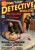 Dime Detective Magazine (1931-1953 Popular Publications) Pulp Dec 1 1933