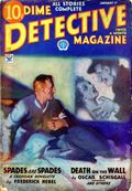 Dime Detective Magazine (1931-1953 Popular Publications) Pulp Jan 1 1934