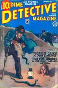 Dime Detective Magazine (1931-1953 Popular Publications) Pulp Jan 15 1934