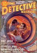 Dime Detective Magazine (1931-1953 Popular Publications) Pulp Mar 1 1934