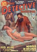 Dime Detective Magazine (1931-1953 Popular Publications) Pulp Mar 15 1934