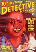 Dime Detective Magazine (1931-1953 Popular Publications) Pulp Apr 15 1934